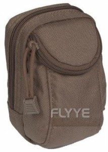 【FLYYE】EDC Mini Camera Bag CB ミニ カメラ バッグ サバイバル/ミリタリーFY-BG-G015-CB