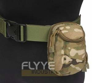 【FLYYE】EDC Mini Camera Bag MC ミニ カメラ バッグ サバイバル/ミリタリーFY-BG-G015-MC