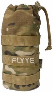【FLYYE】MOLLE Water Bottle Pouch MC ウォーターボトルポーチ サバイバル/ミリタリーFY-PH-C001-MC