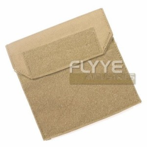 【FLYYE】MOLLE Administrative Storage Pouch KH ポーチ サバイバル/ミリタリーFY-PH-C003-KH
