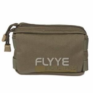 【FLYYE】Small MOLLE Accessories Pouch RG アクセサリーポーチ サバイバル/ミリタリーFY-PH-C005-RG