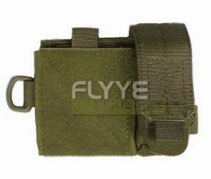 【FLYYE】MOLLE SAF Admin panel RG サバイバル/ミリタリーFY-PH-C015-RG