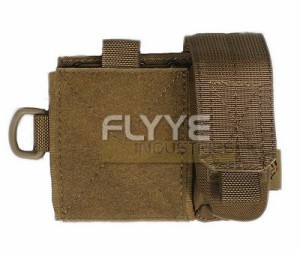 【FLYYE】MOLLE SAF Admin panel CB サバイバル/ミリタリーFY-PH-C015-CB