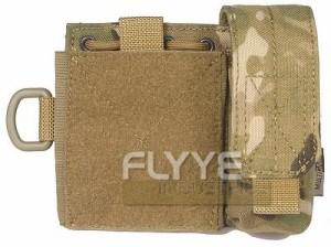 【FLYYE】MOLLE SAF Admin panel MC サバイバル/ミリタリーFY-PH-C015-MC