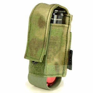 【FLYYE】MOLLE 40mm Grenade Shell Pouch A-TACS FG (A-TACS森林ver) グレネードシェルポーチ サバイバル/ミリタリー FY-PH-G001-FG