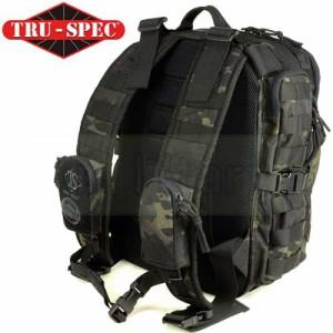 TRU-SPEC GUNNY シリーズ バックパック マルチカムブラック サバイバル/ミリタリー 4813000