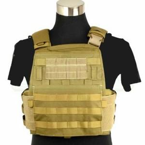"MODI AVS プレートキャリアー [AVS ""Adaptive Vest System""] CB サバイバル/ミリタリー SR-VT-030-CB"
