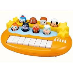 送料無料 ベビラボ アンパンマン おそらでコンサート バンダイ 電子玩具 楽器玩具 リズム 音楽