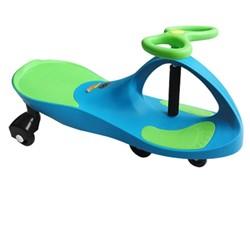 365日即日出荷★代引・送料無料★ プラズマカー (ターコイズグリーン)  ラングスジャパン PlasmaCar 三輪車 のりもの