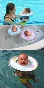 365日即日出荷★代引・送料無料★ スイマーバ うきわ首リング Swimava ベビー 赤ちゃん うきわ 浮き輪 スイミング ベビーバス お風呂