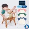 [EFC]袖配色グラデーション半袖Tシャツ【80cm・90...