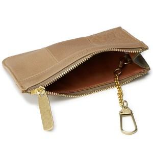 ゲンテン(genten)/レッジェーロII ラウンドファスナー長財布
