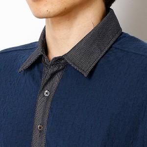 メンズビギ(MEN'S BIGI)/きれいめ半袖ポロ / クールビスに最適!/ ポロシャツ