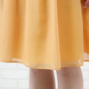 S357(小さいサイズ)(S357)/【小さいサイズ】ブライトスパンボイルギャザースカート(1号・3号・5号・7号サイズ/3色展開)
