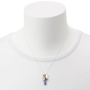ナノ・ユニバース(メンズ)(nano universe)/【amp japan】Medaille Mix Necklace