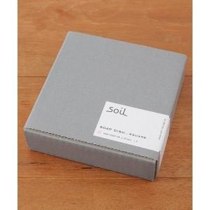 イデアセブンスセンス セレクト(Idea Seventh Sense)/SOIL SOAP DISH square