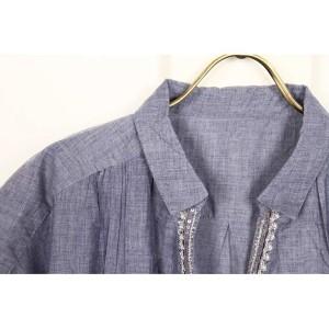フェリーニ(fellini)/ビーズ刺繍ワンピース
