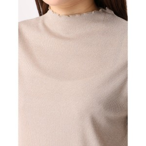 ウィゴー(レディース)(WEGO)/ウィゴー(WEGO/ハイネックフリルTシャツ)