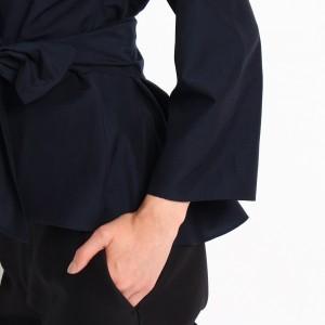 ドレステリア(レディス)(DRESSTERIOR Ladies)/コットンシルク ドロップショルダーブラウス