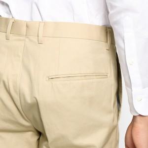 ドレステリア(メンズ)(DRESSTERIOR Mens)/GIZA ワッシャーツイル ドレスパンツ