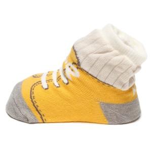 クレードスコープ(キッズ&ベビー)(kladskap)/靴デザインカップソックス