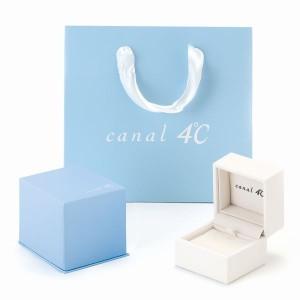 カナル4℃(canal 4℃)/シルバーネックレス