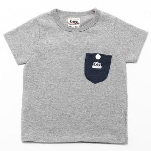 リー(Lee)/ワッペンロゴ Tシャツ