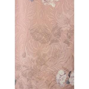 ローズティアラ(大きいサイズ)(Rose Tiara)/全2色【大きいサイズ】【42・46】シャドーフラワープリントスカート