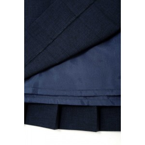 アリスバーリー(Lサイズ)(Aylesbury)/◆大きいサイズ◆ラッププリーツスカート