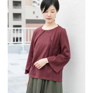 かぐれ(kagure)/レディスカットソー(タックプルオーバー)