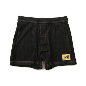 ライトオン(メンズ)(Right−on)/【Lee】フェイクデニムボクサー メンズ