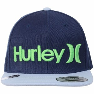 コーナーズ スポーツオーソリティ(CORNERS SPORTSAUTHORITY)/Hurley ハーレー ONE & ONLY SNAPBACK