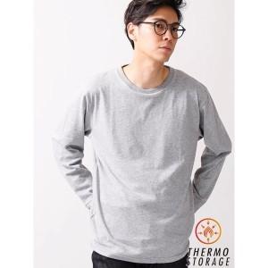ウィゴー(メンズ)(WEGO)/ウィゴー(WEGO/サーモストレージクルーネックTシャツ)