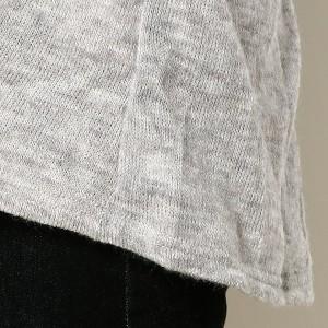 リプリーク(REPLIQUE)/[残りわずか][M〜5L][洗濯機可]配色切り替えバックシャンプルオーバー