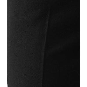 MK ミッシェルクラン(MK MICHEL KLEIN)/【セットアップ対応】ウール混ストレートパンツ
