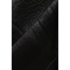 トルネードマート(TORNADO MART)/TORNADO MART: ベジタブルシープヌバック ストールレザーコート