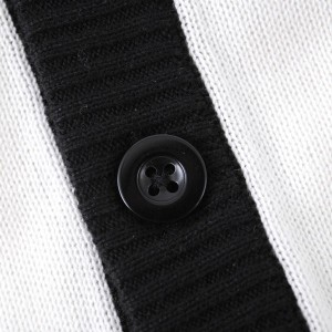 【NEW】ラッドカスタム(RAD CUSTOM)/天竺刺繍入りカーディガン