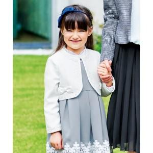 エニィファム キッズ(any FAM KIDS)/【KIDS雑貨】セレモニー オーガンリボン×ガラス カチューシャ