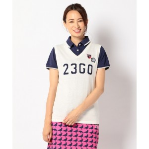 """""""23区GOLF レディース(NIJYUSANKUGOLF(LADYS))/【WOMEN】セット ポロシャツ"""""""