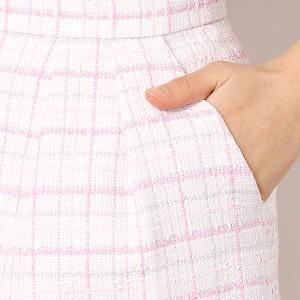 レッセパッセ(LAISSE PASSE)/【美人百花3月号掲載】コクーンタイトスカート