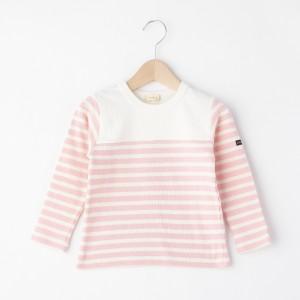ハッシュアッシュ(キッズ)(HusHusH Kids)/太糸天竺プルオーバTシャツ