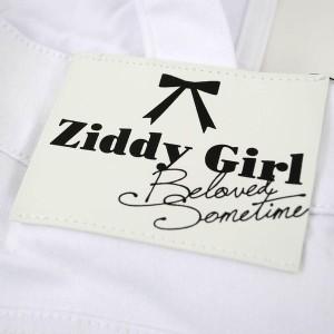 ジディ(ZIDDY)/ストレッチツイルロングパンツサロペット