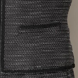 メルポア(melupoa)/【セレモニースーツ】ブラウス付きノーカラージャケットスーツ