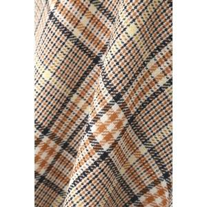 アリスバーリー(Aylesbury)/マルチカラーチェックフレアスカート