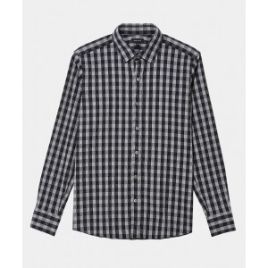 ジョゼフ オム(JOSEPH HOMME)/ブラッシュチェックリンクル シャツ