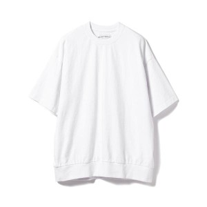 """ビームス(BEAMS)/HEAVYWEIGHT COLLECTIONS × BEAMS T / 別注 Rib Tee"""