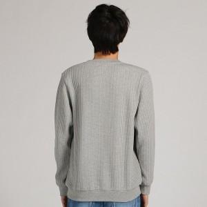 ライトオン(メンズ)(Right−on)/【MARLOND】ワッフル長袖Tシャツ メンズ