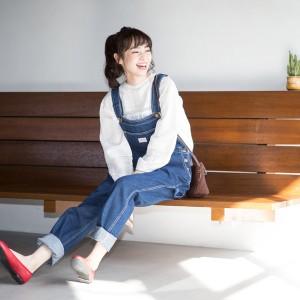 コーエン(レディース)(coen)/【CM着用アイテム】SMITHオーバーオール(オールインワン/サロペット)