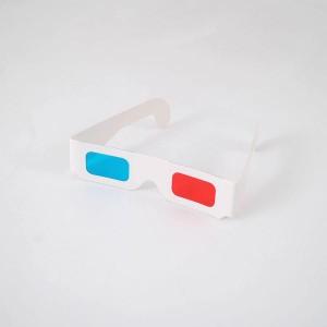 ワスク(WASK)/【カタログ掲載】天竺3Dメガネ付きプリントTシャツ(110cm〜130cm)