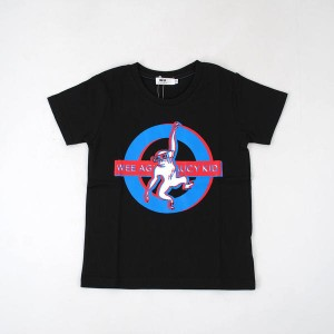 ワスク(WASK)/【カタログ掲載】天竺3Dメガネ付きプリントTシャツ(140cm〜160cm)